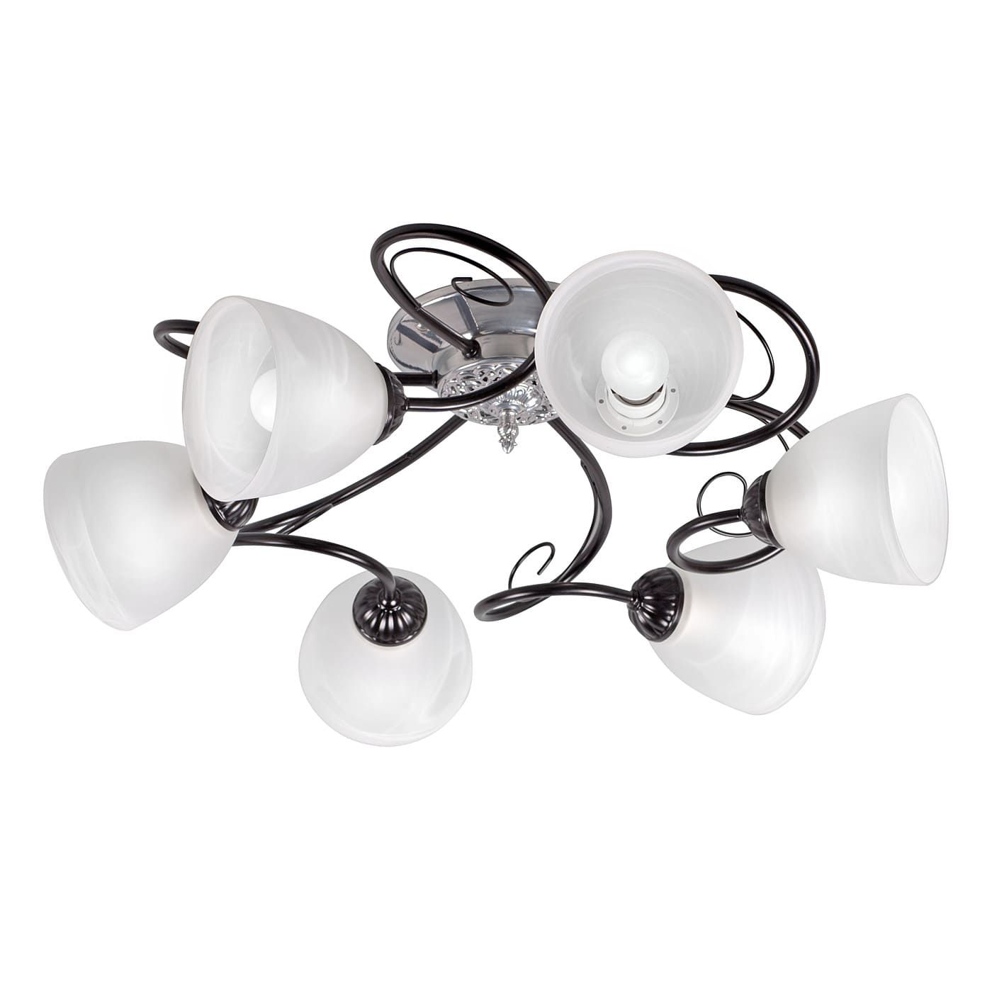 PETRASVET / Ceiling chandelier S2163-6, 6xE27 max. 60W
