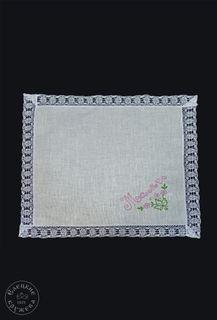 Flax napkin
