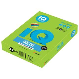 IQ COLOR / A4 paper, 80 g / m2, 500 sheets, intensive, bright green