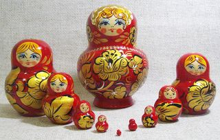 Matryoshka No. 8