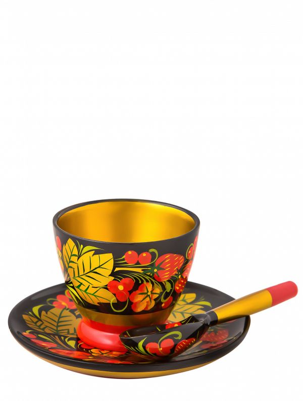 Coffee set, 3-piece
