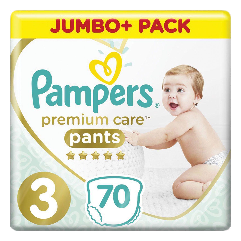 PAMPERS / Pants-diapers Premium Care Pants, size 3 (6-11 kg), 70 pcs.