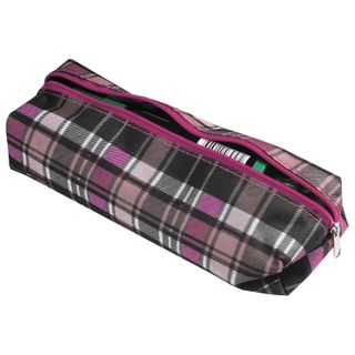 Pencil case-cosmetic bag BRAUBERG, polyester,