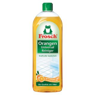 """Universal cleaner FROSCH """"Orange"""" (Germany) for floors, furniture, kitchen and bathroom 750 ml"""