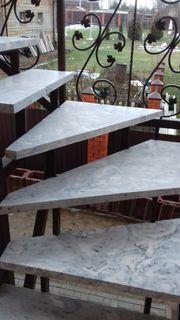 Stair steps, marble Arbet™