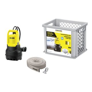 KARCHER SP5 Dirt drainage kit, dirty water, 500 W, 9500 hp, automatic mode