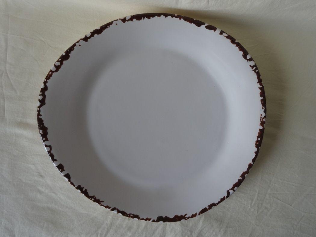 """Horex / Plate """"Antica Perla"""" pietra grande 4 pcs."""