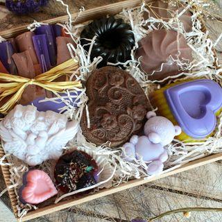 Just love - handmade soap gift set