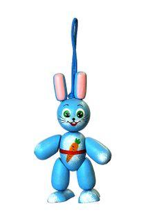 Figurine wooden Rabbit