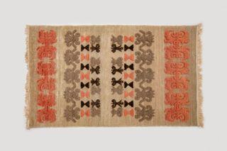 """LA`AL Textiles / Carpet """"Jamduzi 3d"""", 100 x 150 cm"""