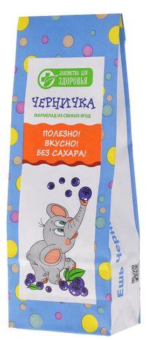 Jelly marmalade with 'Chernichka', 55g
