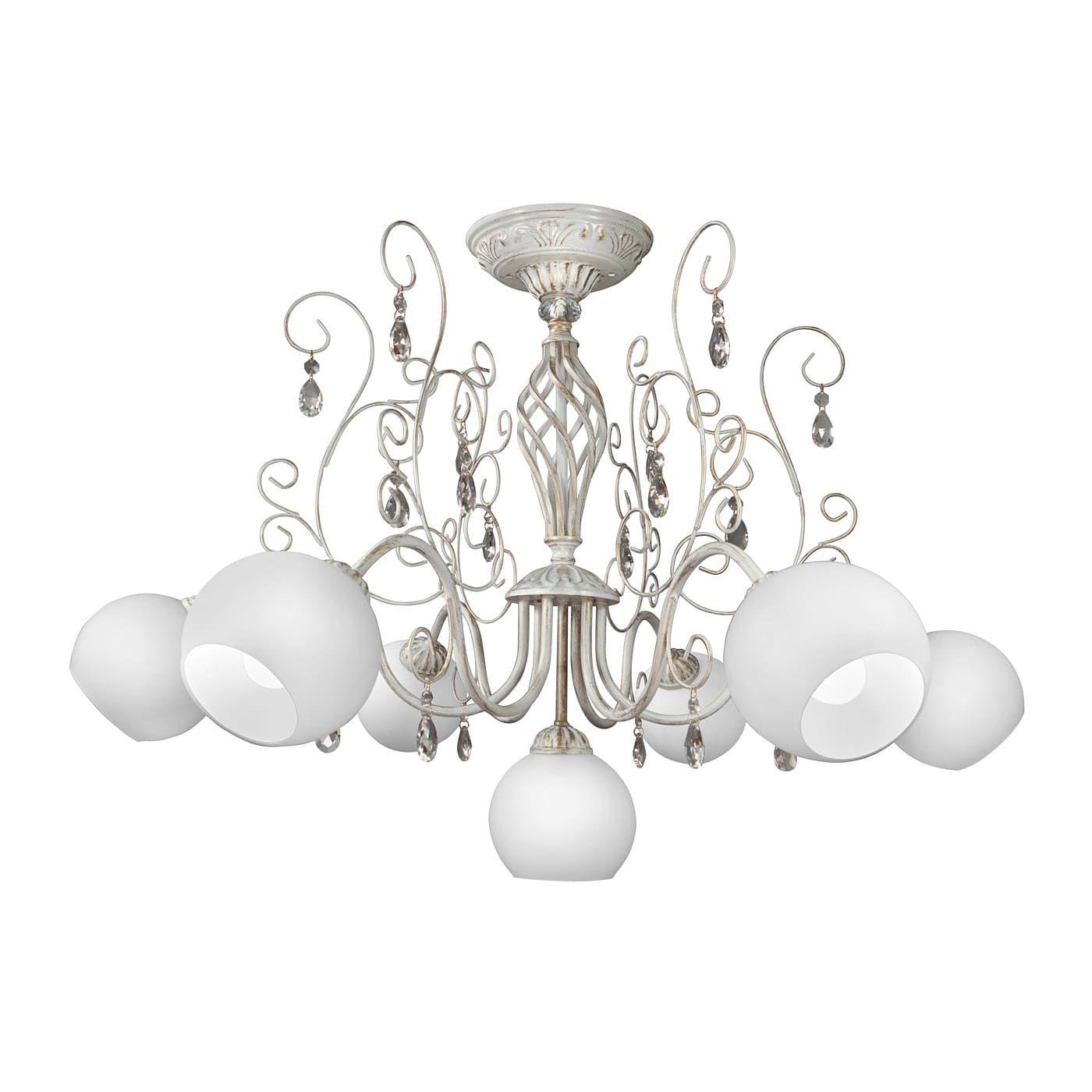 PETRASVET / Ceiling chandelier S2405-7, 7xE27 max. 60W