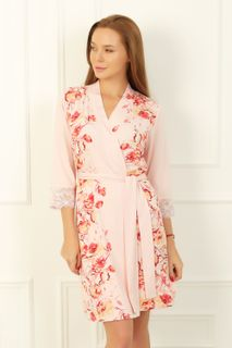 Bathrobe Florals 8P Art. 5843