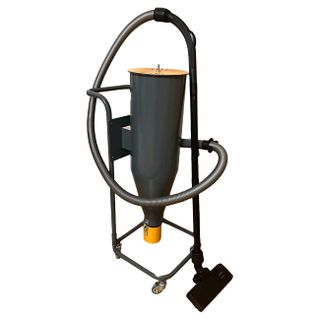 Pneumatic vacuum cleaner PP-Start-2 for collecting powder paint