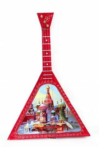 """Balalaika """"Moscow"""", 25 cm"""