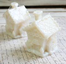 Gingerbread House - handmade soap Christmas gift