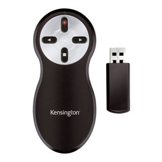 Pointer-the KENSINGTON wireless presenter laser, the radius is 20 m, the red beam (ACCO Brands USA)