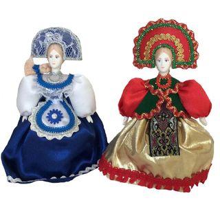 """Porcelain doll """"Pincushion"""""""