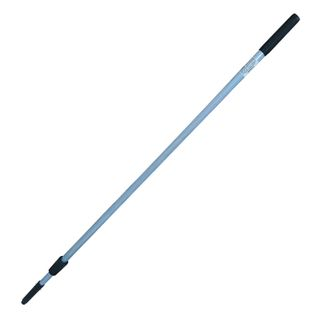 LIMA PROFESSIONAL / Telescopic glass washer handle 240 cm, aluminum, tie bar 601522, glass washer