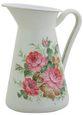 Zhostovo / Small height steel jug, author Borisova O. - view 1