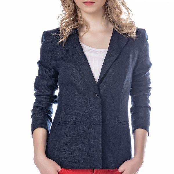 Jacket womens breeze blue