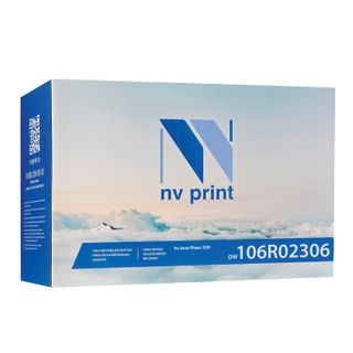 Laser cartridge NV PRINT (NV-106R02306) for XEROX Phaser 3320, resource 11000 pages.