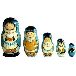 "Nesting Dolls ""Children Of The North"""