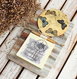Magnet gift Butterflies Milotto