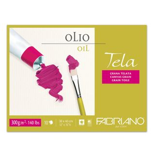 FABRIANO / Block for oil and acrylic