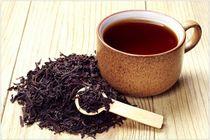 Black tea 'straws'