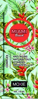 Cream for tanning Miami Beach