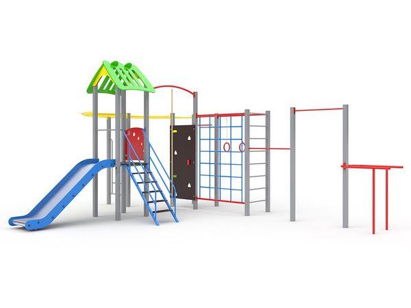 Children's town В205 coating hot-dip galvanizing