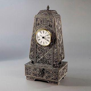 Kazakovskaya Filigree / Clock