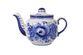 Dulevo porcelain / Teapot 350 ml Amber Rose - view 1