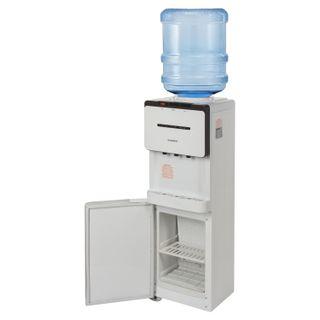 SONNEN FSC-03F water cooler, floor, FREE/GREEN, refrigerator, 3 taps