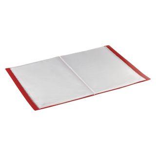 Folder 100 sacks STAFF, red, 0.7 mm