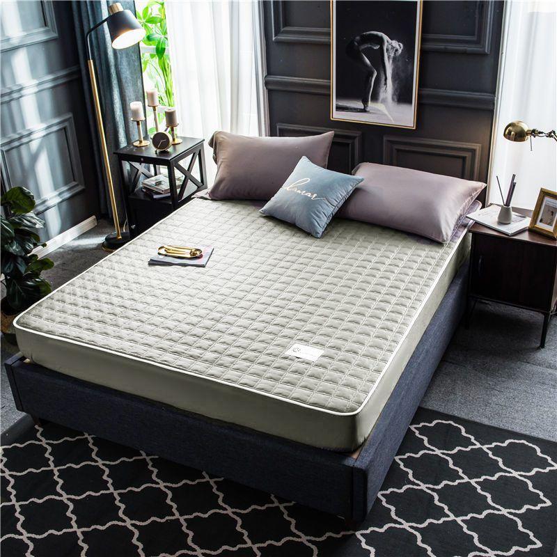 Sitrade / Cotton mattress cover NE007, 180 * 200 * 30 cm