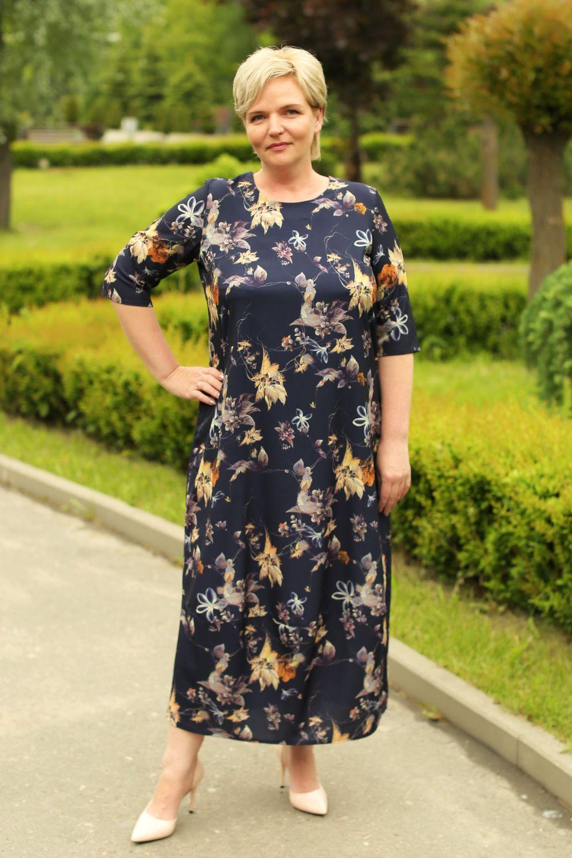 Lika Dress / Dress Listopad Art. 6139