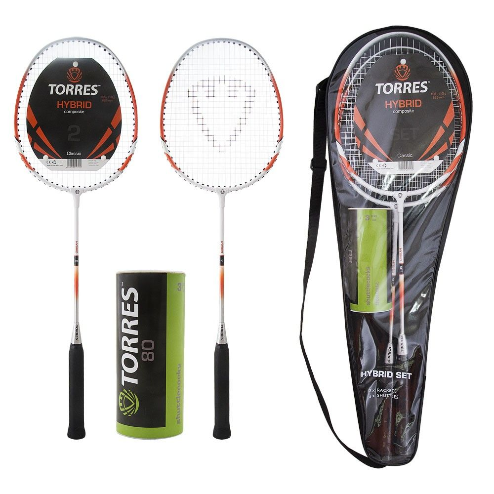 TORRES / Badminton Starter Set