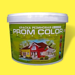 Paint rubber PromColor for roofs