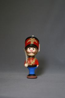 Hussar, 1826 Doll gift