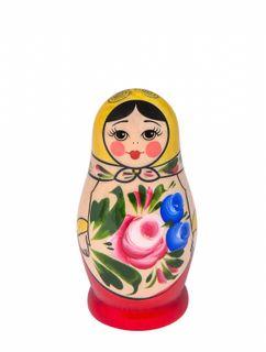 Traditional matryoshka 4 dolls
