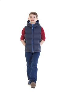 """Vest for the boy """"Olympic"""""""