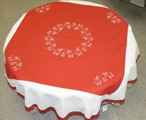 Set of table linens 'Christmas'