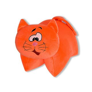 "Anti-stress pillow and toy ""transformers"" 2(cat)"
