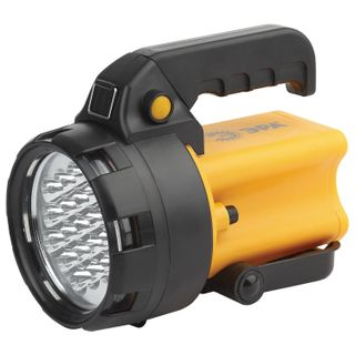 "ERA / LED Flashlight PA-602 ""ALFA"", 19xLED, rechargeable, charge from 220V"