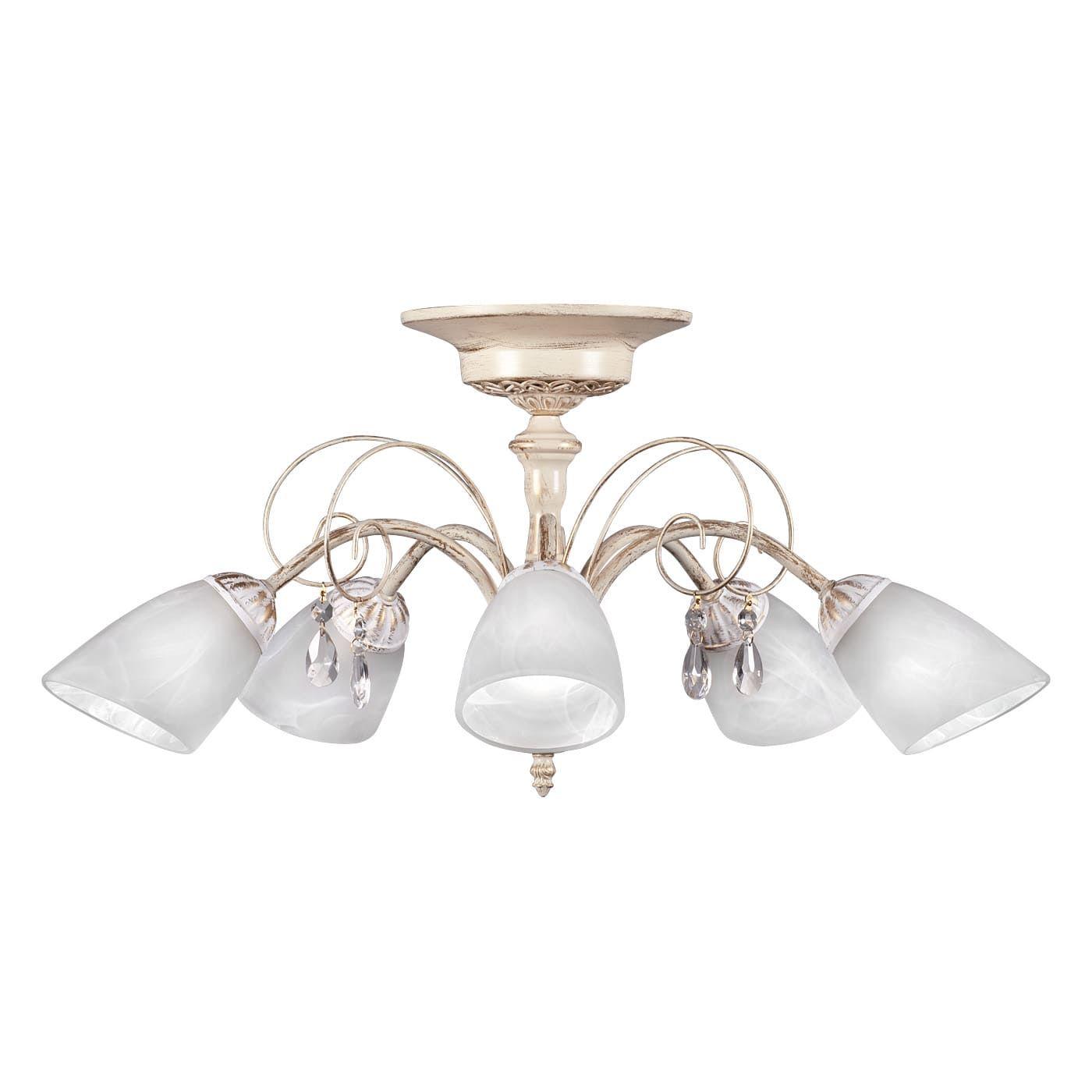 PETRASVET / Ceiling chandelier S2120, 5xE14 max. 60W