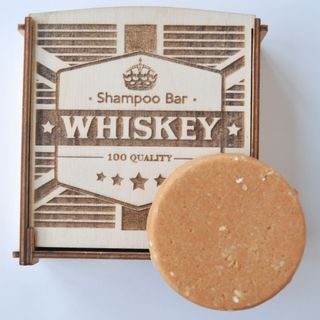 Solid Shampoo SHAMPOO BAR 6in1 WHISKEY (gift pack)