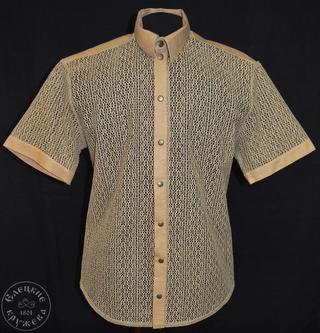 Yelets lace / Men's shirt