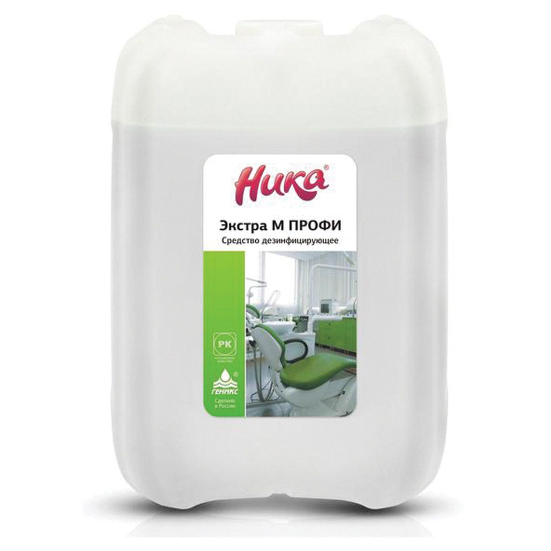 "NIKA / Disinfectant 5 l ""Extra M Profi"", concentrate"